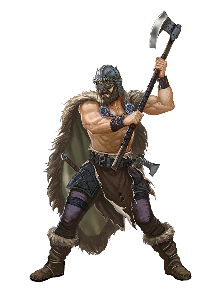 Tools for Lords & Knights :: Berserker